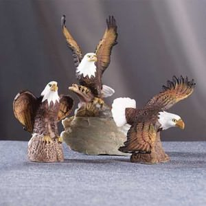 Miniature Eagle Set