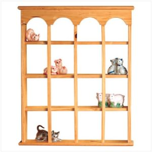 Arched Curio Cabinet