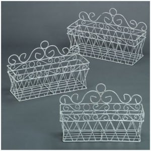 Nesting Wire Baskets (Set of 3)