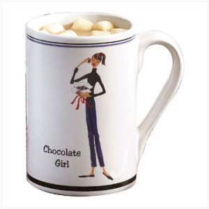 Chocolate Girl Mug