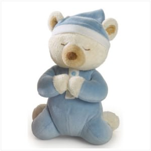 Boy's Prayer Bear