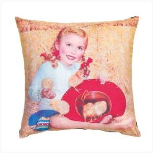 Sublimated Art Pillow -Chicks
